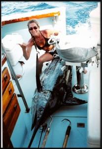 Monica Blue Marlin