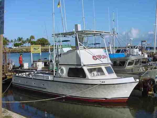 Time for a change chupu charters sport fishing for Deep sea fishing dana point