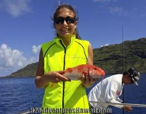 Kendall's Weke Ula reef fish