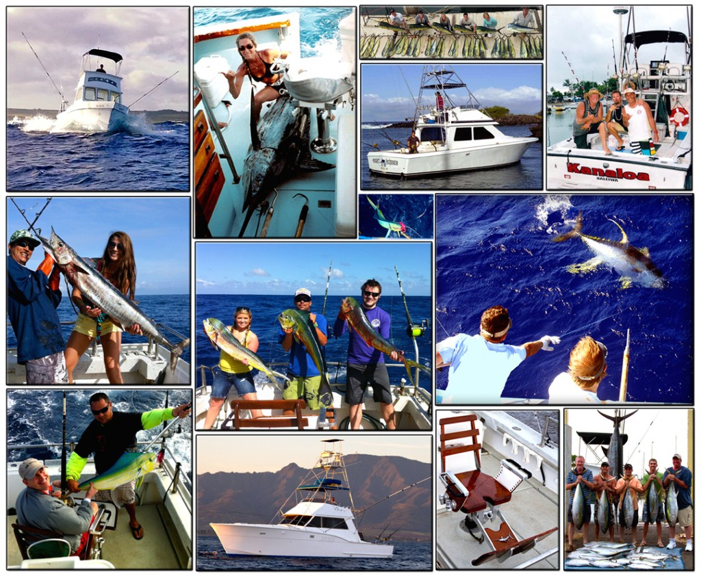 Chupu Charter North Shore Sport Fishing Oahu Hawaii